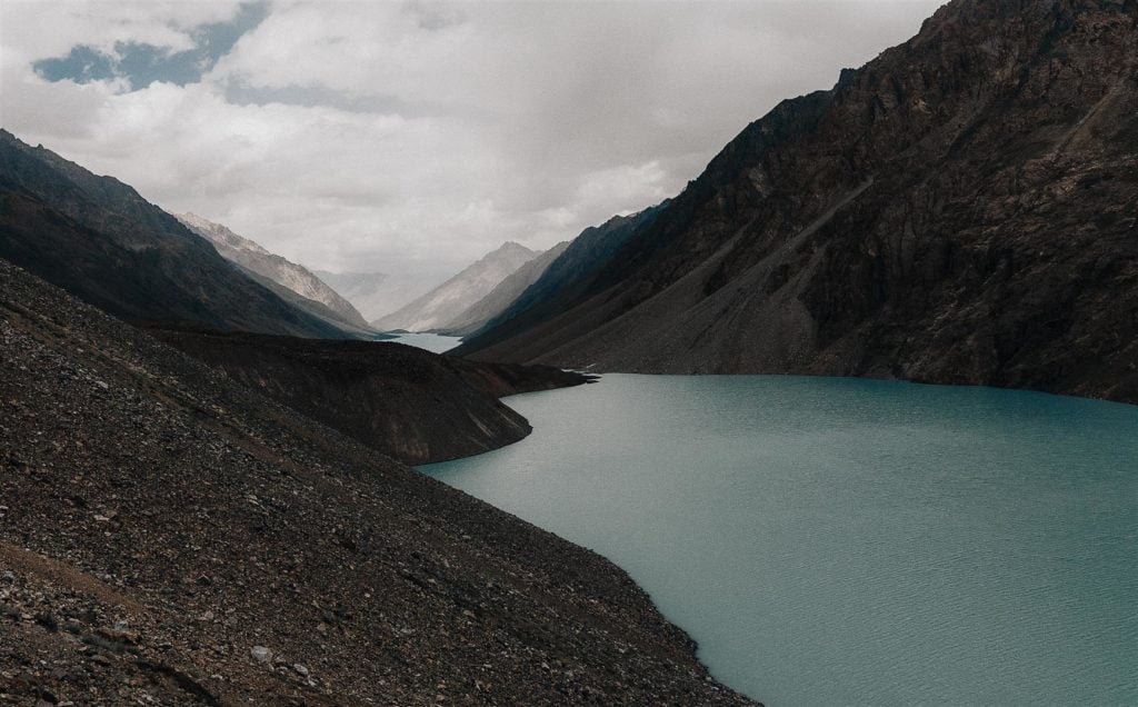Bashkaro Pass – A Journey on Bleak Boulders through Khukush lake.