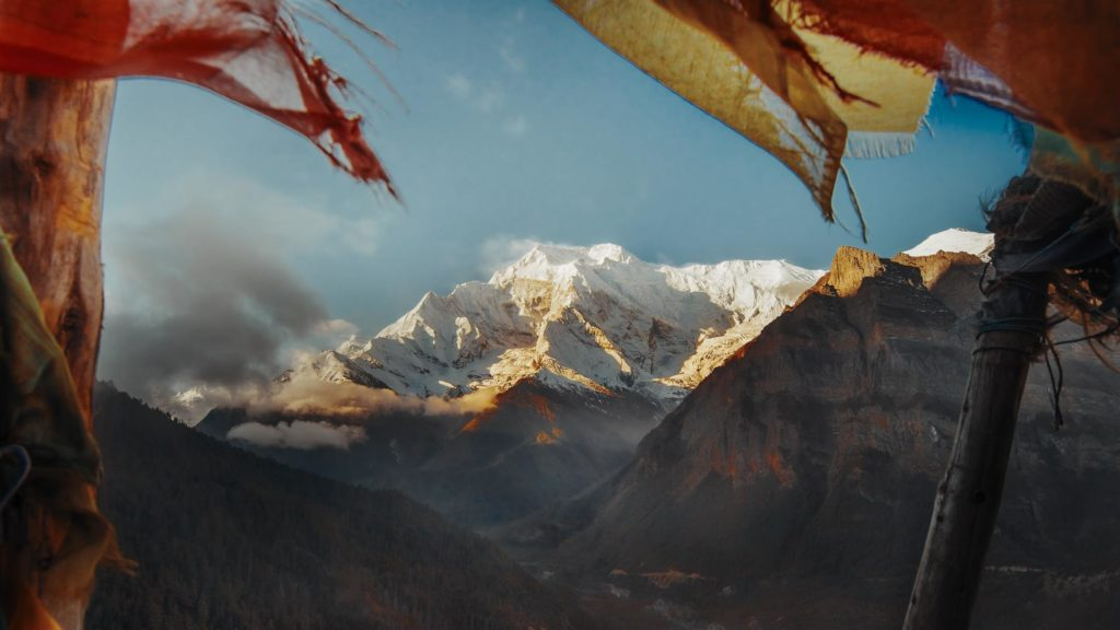 The Annapurna circuit – crossing into the sacred realm