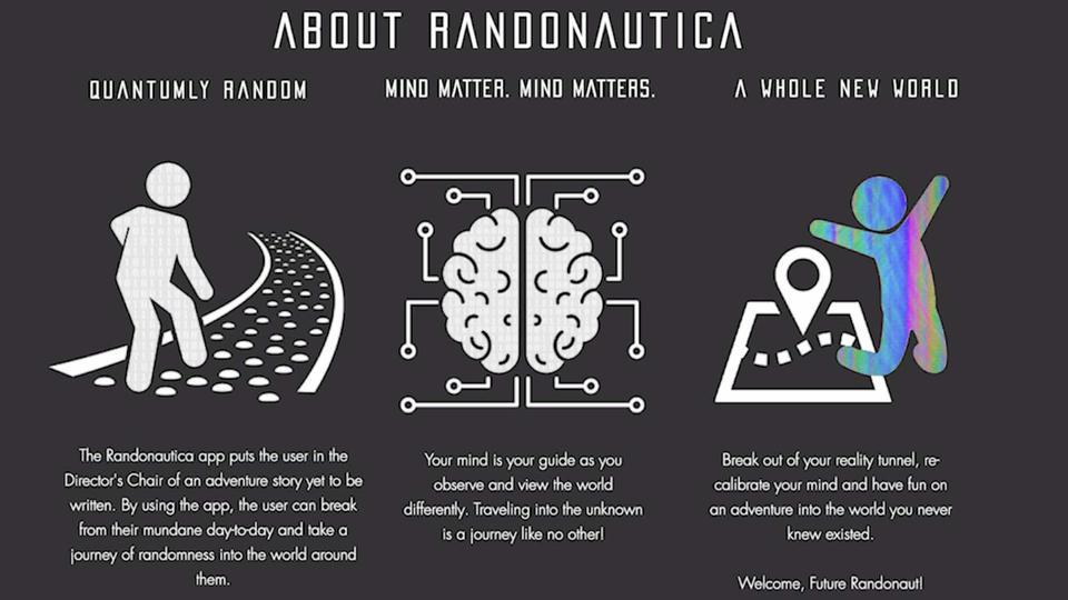 Randonautica explained
